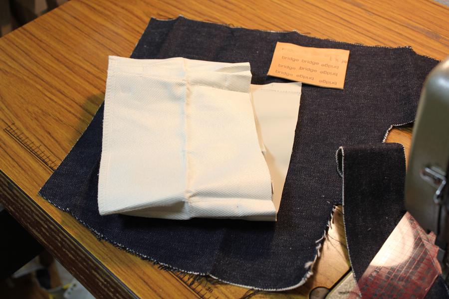 革のマスキング用の遮光布