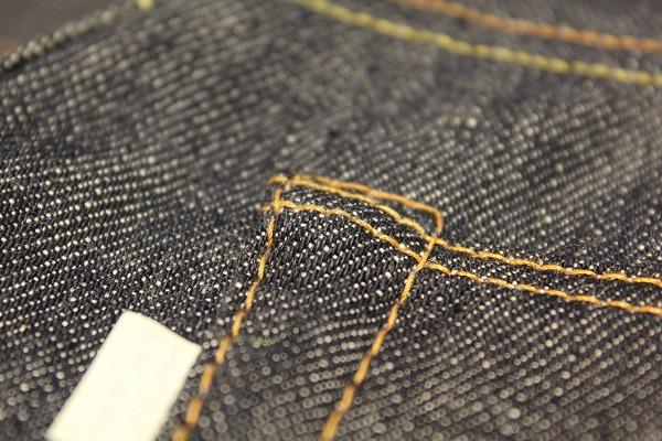洗い前の縫製チェック