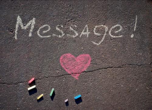 お客様からのメッセージ